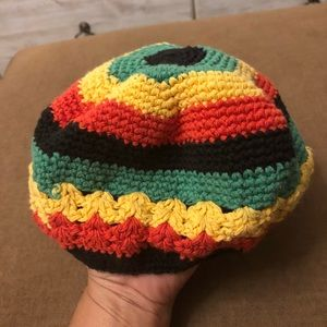Accessories - Rasta Crochet Bennie